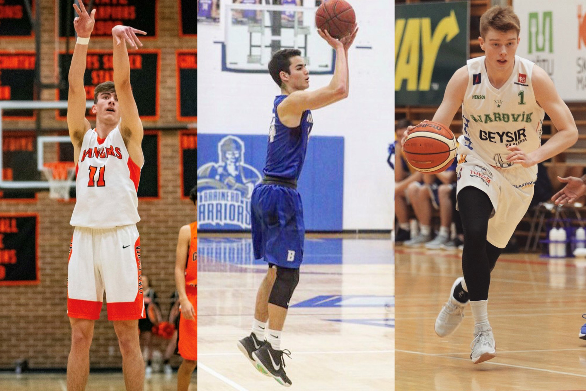 9461117809c603 Men's basketball adds three more to complete 2019-20 recruiting class